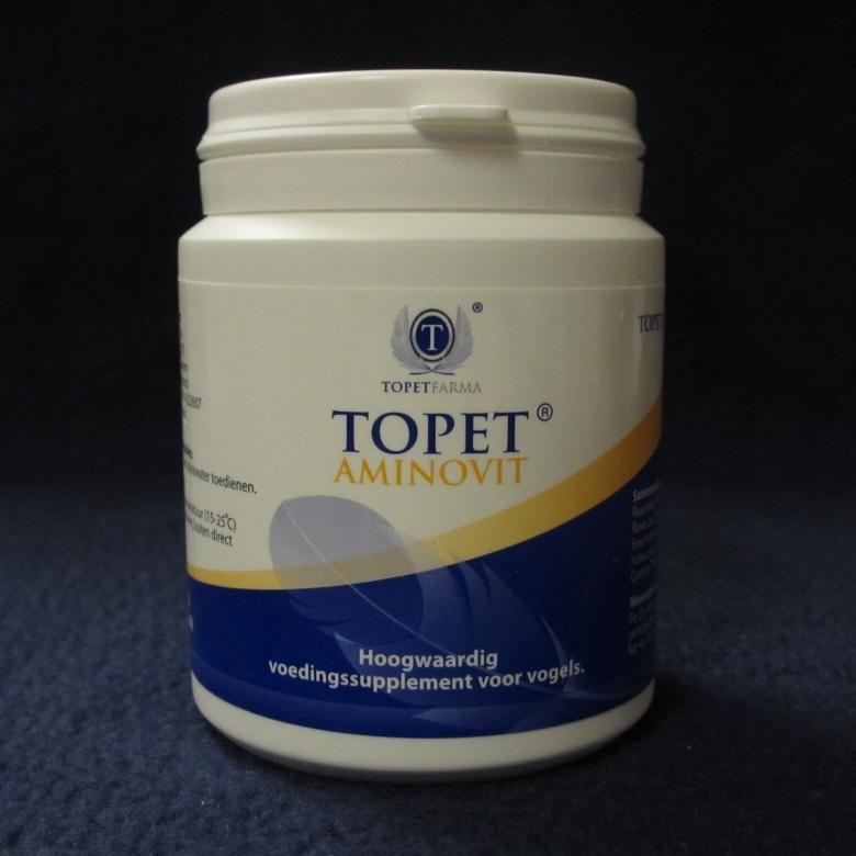 Aves-voeder-Topet-aminovit