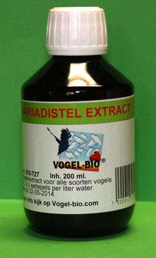 Vogel-bio-extracten-mariadistel-extract